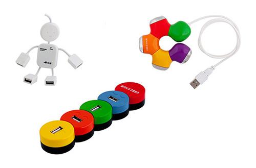 Разветвитель USB PC Pet